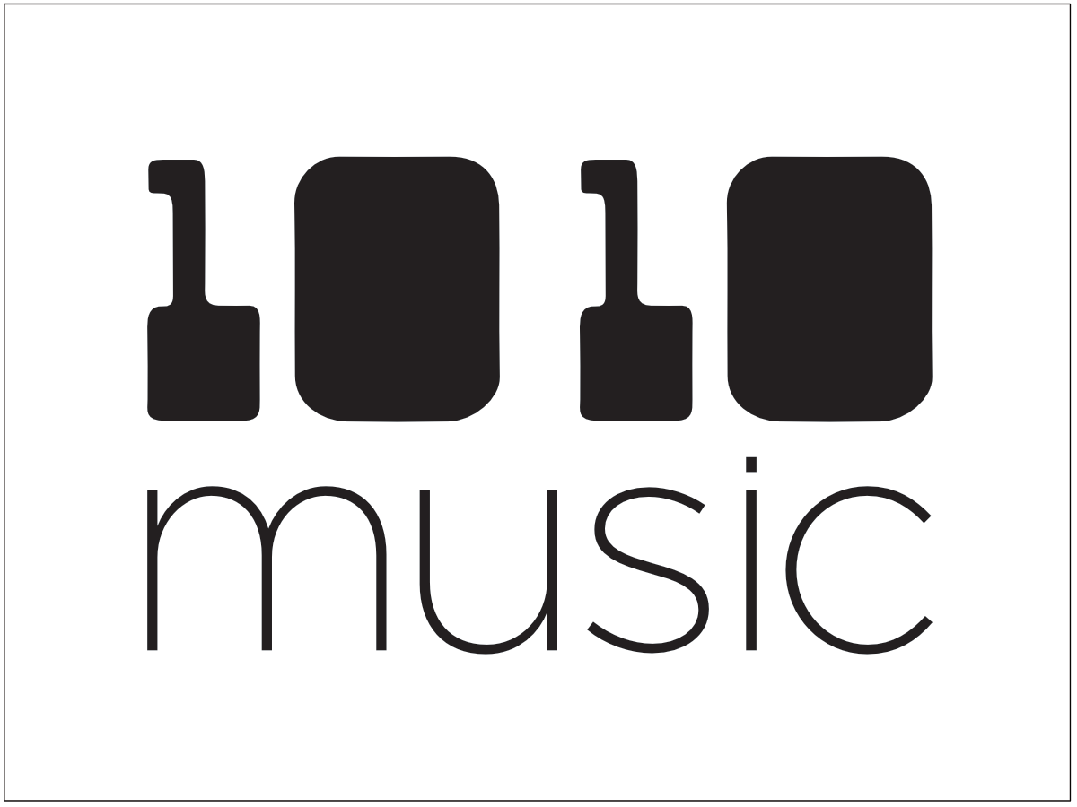 1010music Promotional Stickers - Free with Module purchase